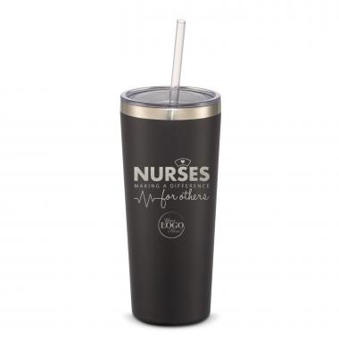 The Joe Straw - Nurses Making a Difference 20oz. Stainless Steel Tumbler