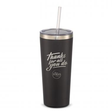 The Joe Straw - Thanks for All You Do 20oz. Stainless Steel Tumbler