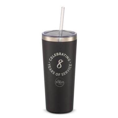 The Joe Straw - Years of Service 20oz. Stainless Steel Tumbler