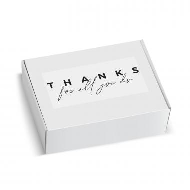 Gift Box - Thanks for All You Do