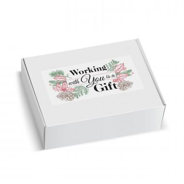 Gift Box - Working With You is a Gift