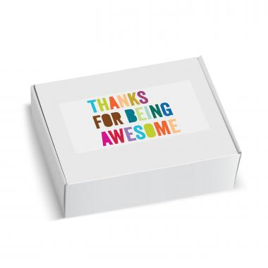 Gift Box - Thanks for Being Awesome