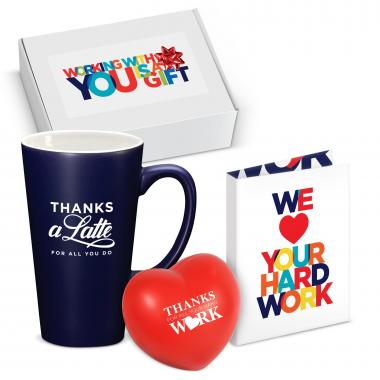 Love Hard Work Gift Box