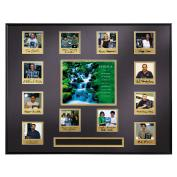 Service Waterfall Perpetual Award Plaque & Program (738010)