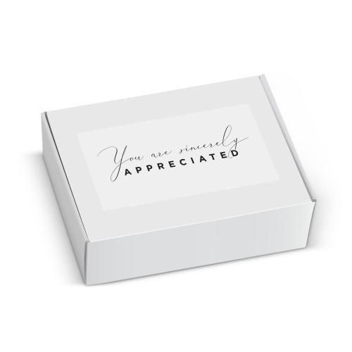 Gift Box - Sincerely Appreciated