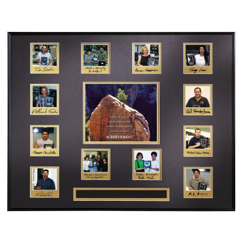 Achievement Tree Perpetual Award Plaque