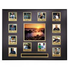 Believe & Succeed Photo Perpeutal Award Plaque