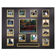 Photo Perpetual Framed Award - Collaborate Bridge Photo Perpetual Award Plaque