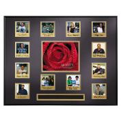 Quality Rose Perpetual Award Plaque