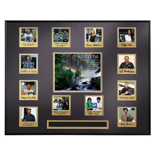 Attitude Rainbow Photo Recognition Award Program
