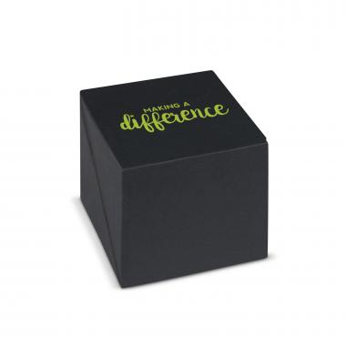 Making a Difference Memo Cube
