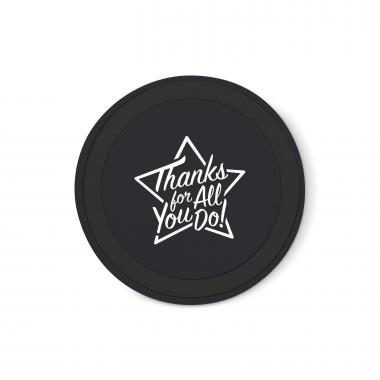 Thanks for All You Do Star Wireless Charging Pad