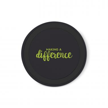 Making a Difference Wireless Charging Pad