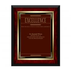 Best Sellers - Rosewood Excellence Award Plaque