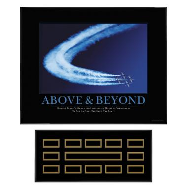 Above & Beyond Recognition Award Program