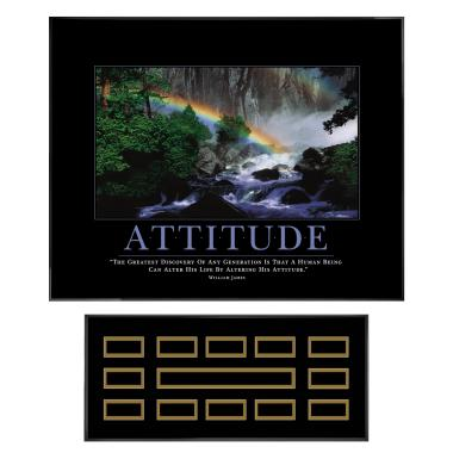Attitude Rainbow Recognition Award Program