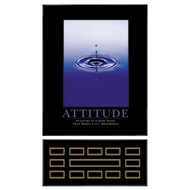 Attitude Raindrop Recognition Award Program