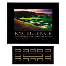 Perpetual Awards & Programs - Excellence Golf Recognition Award Program