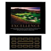 Excellence Golf Recognition Award Program Perpetual (739121), Perpetual Programs