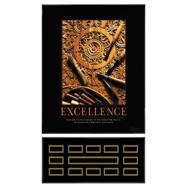 Excellence Wood Carving Recognition Award Program