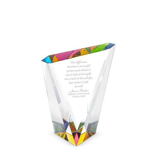 Prism Peak Crystal Award