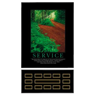 Service Path Recognition Award Program