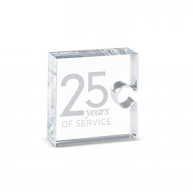 Years of Service Puzzle Piece