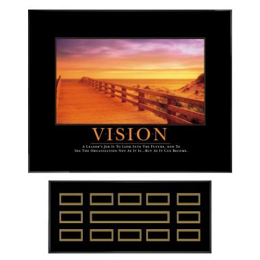 Vision Boardwalk Recognition Award Program