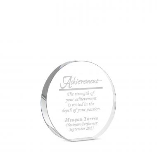 Perpendicular Crystal Award