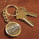 Commitment to Excellence Medallion Key Chain