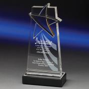 Driven to Shine Star Acrylic Award  (752363)