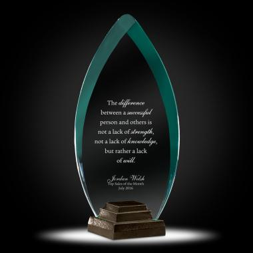 Excellence Paramount Acrylic Award