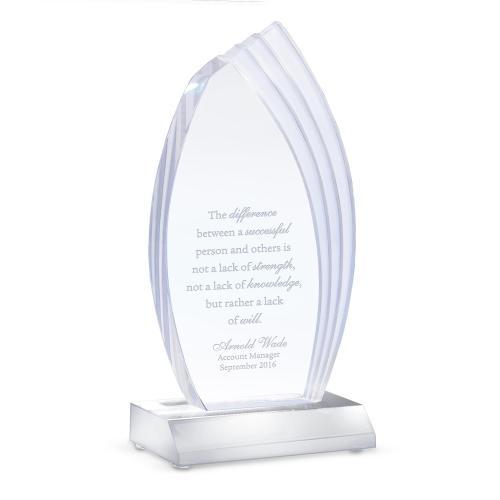 Cascade Service Acrylic Award