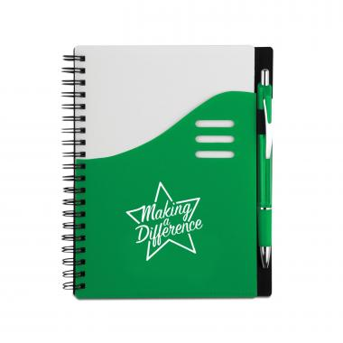 Making a Difference Perfect Notebook