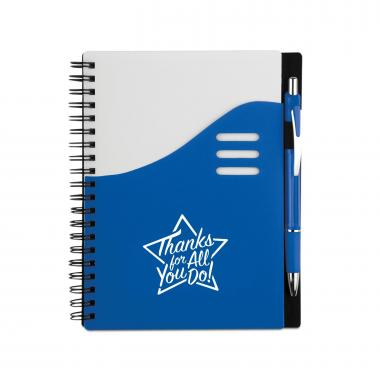 Thanks for All You Do Perfect Notebook