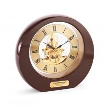 Retirement Gifts - Interactive Gear Clock Personalized Desk Clock