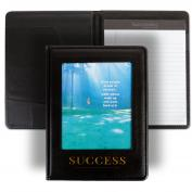 Success Morning Green Image Jr. Padfolio