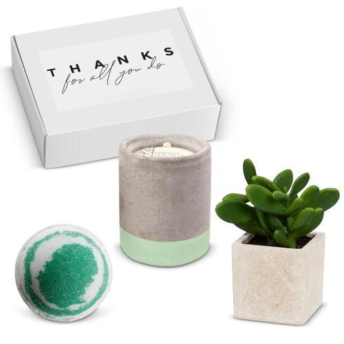 Spa Gift Box - Sea Salt & Sage