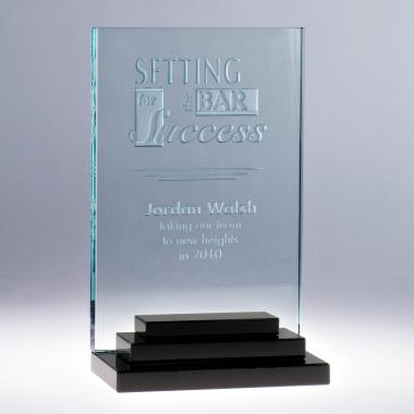Setting the Bar Glass Award