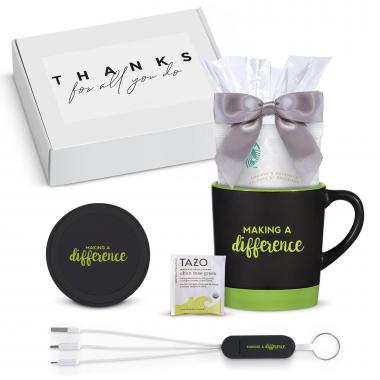 Matte Charge Gift Box - Making a Difference