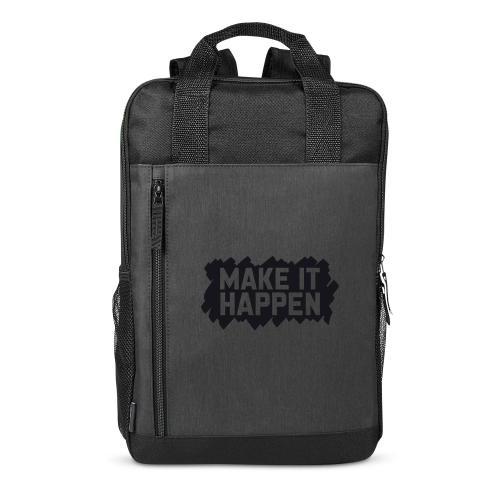 Make It Happen Rugged Backpack