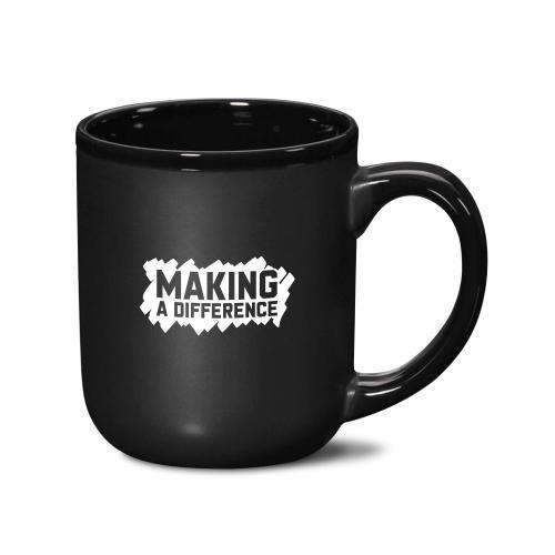 Making a Difference Rugged Mug
