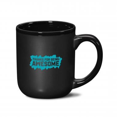 Thanks for Being Awesome Rugged Mug