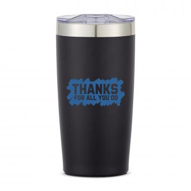 Thanks for All You Do Rugged Tumbler