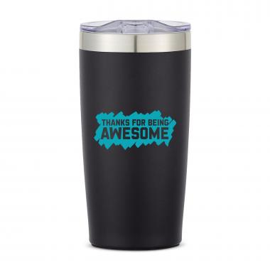 Thanks for Being Awesome Rugged Tumbler
