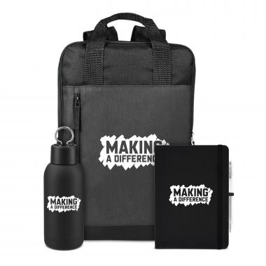 Making a Difference Rugged Active Backpack Set