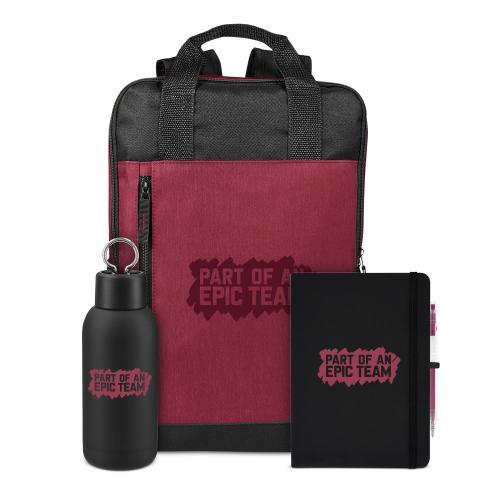 Epic Team Rugged Active Backpack Set
