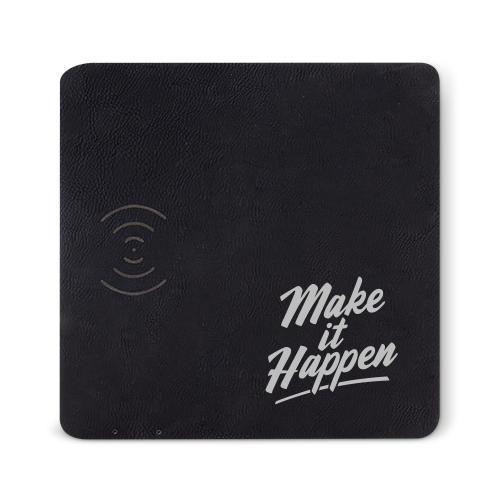 Make It Happen Charging Mousepad