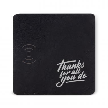 Thanks for All You Do Charging Mousepad