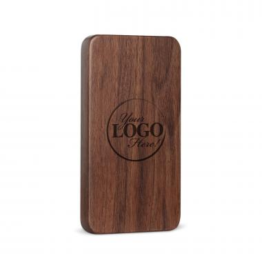 Wooden Personalized Power Bank